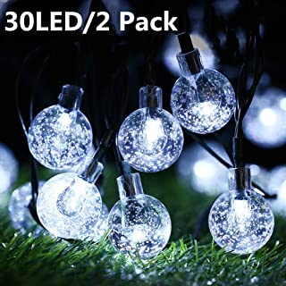 BrizLabs Solar String Lights