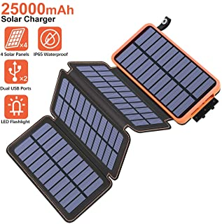 cargador solar portatil power bank