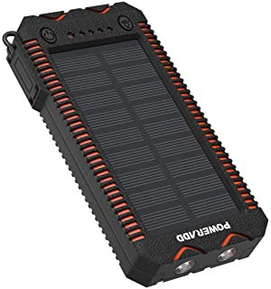 cargador solar power bank