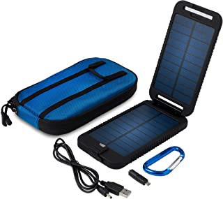 PowerTraveller Monkey - Adventurer - Cargador solar portatil- capacidad 2500 mAh USB 5V 0.7A Lithium-Ion Polymer
