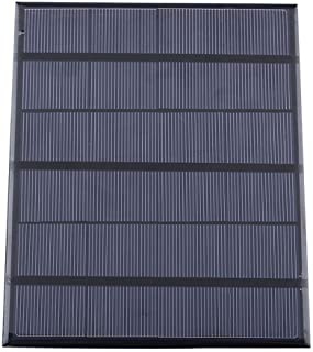 VORCOOL 6 V 3.5 W Solar Cargadores Solarpanel portatil Panel Solar para Laptop Telefono Movil MP3 MP4 PDA