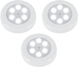 ZEEFO Pack de 3 Luces con Sensor de Movimiento